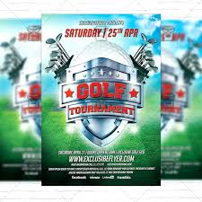 Touch Football Tournament Flyer Template 3 On Basketball