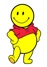 winnie the pooh smile gif by dave bell