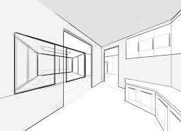 Image Jpg If You Want Sleek Modern Interior Consider Rigid Frames Contemporary Furniture And Large Glass Planes Autodesk Sketchbook How To Draw With Two Point Perspective Making Beautiful Interiors