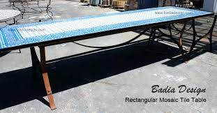 tile outdoor table. New Mosaic Patio Furniture Or Perfect Outdoor Table Tiles 37 Tile R