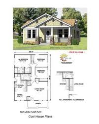 California Bungalow   sq  ft    Helen Lukens Gaut   Old    Bungalow Floor Plans   Bungalow Style Homes   Arts and Crafts Bungalows