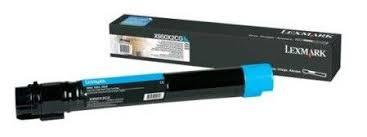 Купить Тонер <b>картридж Lexmark X950X2CG</b> cyan для X950 в ...