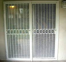 sliding patio doors with screens. Security Doors For Sliding Glass Screen Door Impressive Patio . With Screens