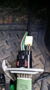 simple fix melted blower motor connector dakota durango forum Blower Motor Resistor Wiring Harness blower motor works on all speeds now i hope this helps a few lost (or in my case cheap) people out feedback is welcome chevy blower motor resistor wiring harness