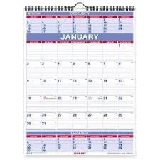 At A Glance 3 Month Calendar Pm628 At A Glance 3 Months Wall Calendar Aagpm628