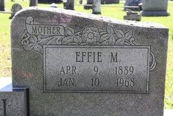 Effie Montgomery McPhail (1889-1968) - Find A Grave Memorial