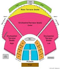 Cadence Bank Amphitheatre At Chastain Park Tickets Seating