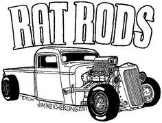 Small Picture rat fink himself lowrider and other cars to color Pinterest
