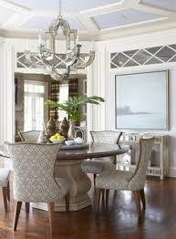 a clic ct home with a modern flair traditional dining room