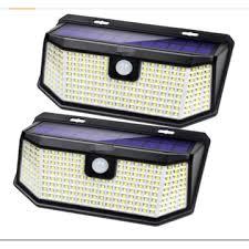 outdoor solar light outdoor led light