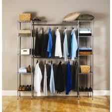 Contemporary Wood Closet Organizers Home Depot Roselawnlutheran - Exterior closet