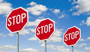 「stop」の画像検索結果