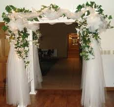 indoor wedding arches. indoor wedding arches and arch decorations