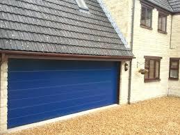 blue garage doors garage doors repairs m ribbed sectional door in sapphire blue dc blue garage blue garage doors