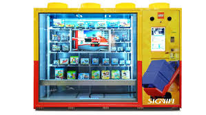 Toy Vending Machine Canada Fascinating Toronto Vending Machines Are About To Get Weirder The Star