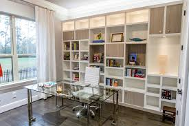 home office wall unit contemporary