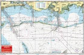 Icw Navigation Charts Coverage Of Fort Walton Beach And Destin Icw Navigation Chart 91