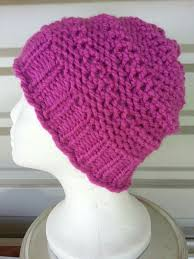 Loom Knitting Hat Patterns Adorable Double Dip Stitch Loom Knit GoodKnit Kisses