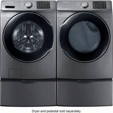 best washer to buy.  Best Best Overall Samsung WF45M5500AP Washer And DVE45M5500P Dryer With Steam On To Buy The Spruce