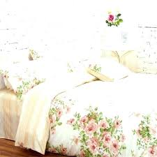 ikea flower sheets twin bedding bed sheet s bedding sets bedding small fresh cotton reactive printed