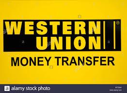 Transfer Stock Uk Money Western Alamy - Photo Union Sign England London Logo 32491278