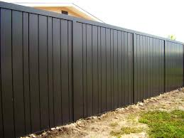 decorating corrugated steel fence panels exterior metal new galvanized luxury adorable u outdoor cor