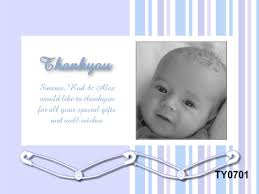 Baby Thankyou Newborn Baby Birth Thank You Photo Cards For Sale Online Following
