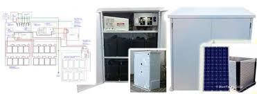 19 kw solar generator off grid kit on grid capability solar power centers