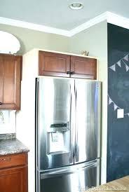 built in refrigerator cabinet contemporary how to build a diy regarding 10