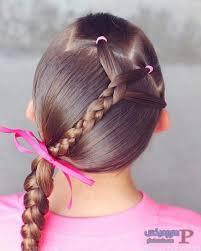 أجدد صور قصات شعر شيك 2019 للأطفال بنات وأولاد صورميكس