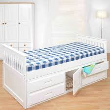 kids single bed with storage. Simple With Captain Single Bed Frame Throughout Kids With Storage A