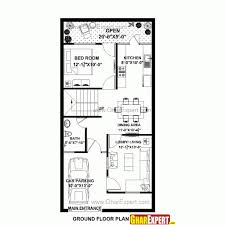 house plan x plans 5302016123846 1 west facing square feet india 20 extraordinary by 40
