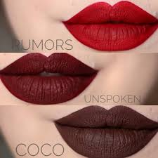 Rumors Unspoken Coco Nablacosmetics Dreamy Matte Liquid Lipstick