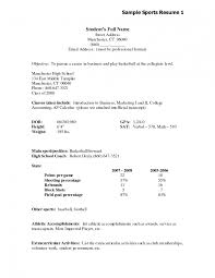 High School Student Resume Examples Top 10 The Greeks Com Samples