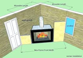 direct vent fireplace insert gas fireplace inserts cost direct vent gas fireplace cost gas burning direct