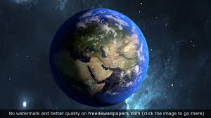 Earth 4K 4K wallpaper