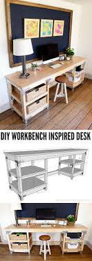 Ultimate ikea office desk uk stunning Decoration Check Out The Tutorial How To Build Diy Workbench Desk Industry Standard Design 40 Easy Diy Desk Ideas And Designs With Plans On Budget