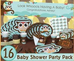 Owls Gender Reveal Party Ideas  Gender Reveal Gender And OwlOwl Baby Shower Decor