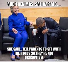 Check your dns settings to verify that the domain is set up correctly. And Then Mrs Saliba Said She Said Tell Parents To Sit With Their Kids So They Re Not Disruptive Make A Meme