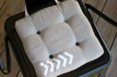 how to make cushions for outdoor furniture dining room chair