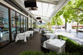 Outdoor Retractable Awnings Roof Melbourne No 8 Restaurant Photos