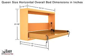 horizontal bed hardware unbelievable how to build a free plans awesome homes affordable home interior lori wall diy vertical queen bedpdf astound beds kits
