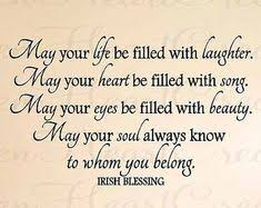 Irish Quotes About Life Irish Blessings Words of Wisdom Pinterest Irish blessing 100