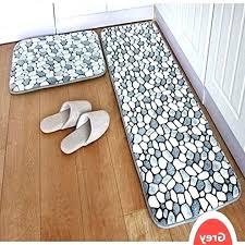 2 piece bathroom rug sets memory foam runner rug sets with runner 2 piece bathroom rug