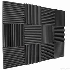 high end multi layer butyl best self adhesive car sound insulation newest fireproof studio acoustic soundproof foam