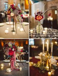 20s-Inspired Art Deco Wedding: Kara + Chris