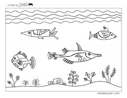 Free Printable Designs By Joel Underwater