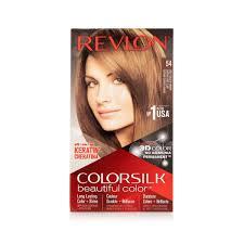 Revlon 54 Light Golden Brown Revlon Colorsilk Beautiful Hair Color 54 Light Golden Brown
