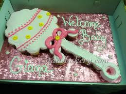 The Cute Little Cake Shop  Cupcakes  Pull Apart Cakes  Dress CakesPull Apart Baby Shower Cupcakes