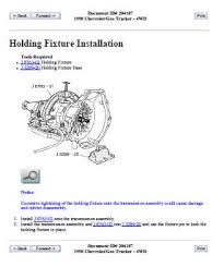chevrolet repair service manuals pdf chevrolet repair service manuals 1998 chevrolet geo tracker